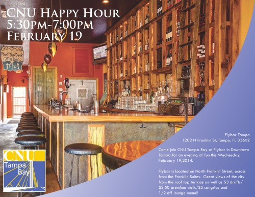 CNU Happy Hour