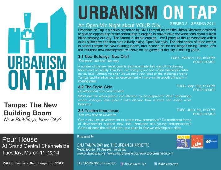 Urbanism On Tap